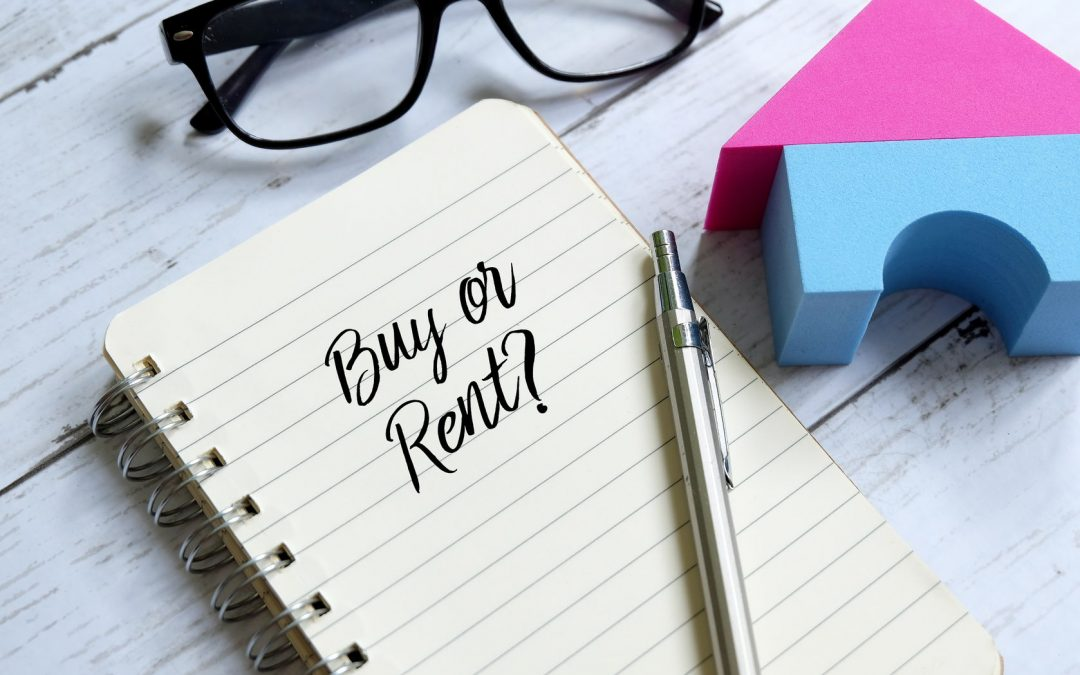 Top 5 Reasons to Buy Versus Rent